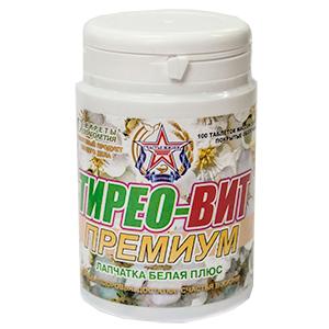 Тирео-Вит-помощь щитовидной железе