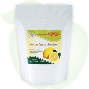 """""""Фибропект"""" волшебный лимон. Напиток для очищения организма"""